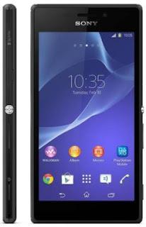 Tutorial Flashing (Install Ulang) Sony Xperia M2 Dual (S50h)