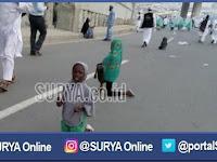 Wkwk !! Cerita Lucu Calon Haji Bikin Wanita Cantik Lari Terbirit-birit di Mekkah