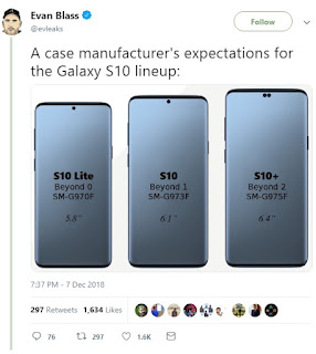 Samsungs-galaxy-S10-series-screen-sizes-revealed