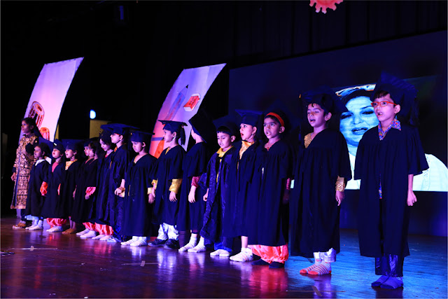 The Bangalore School Presents Mesmerizing Hour-Long ​​Annual Student's Showcase - Sounds of Music