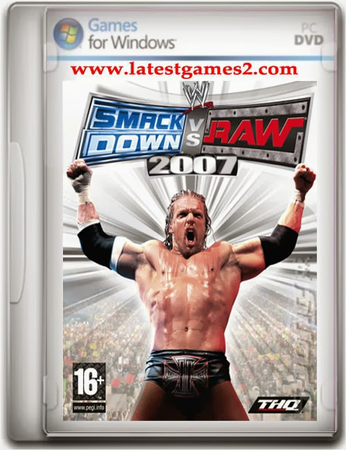 FREE DOWNLOAD WWE: SmackDown Versus Raw 2007 FULL VERSION FOR PC