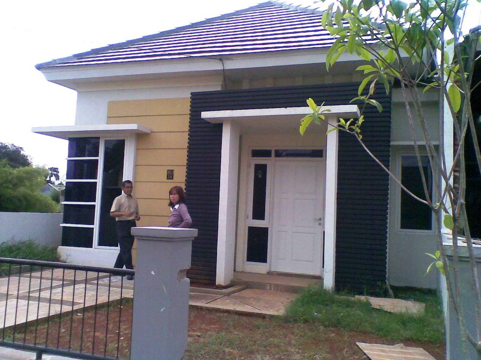 52 desain rumah minimalis tampak depan 1 lantai modern