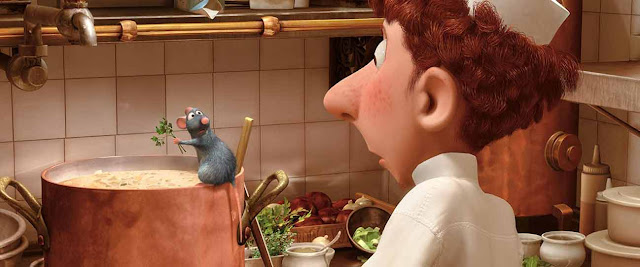 رحلة بيكسار Pixar مع الأوسكار.. أفلام تألقت في سماء فن الرسوم المتحركة  فيلم ratatouille