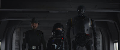 Image of Diego Luna, Felicity Jones and Alan Tudyk in Rogue One A Star Wars Story (18)