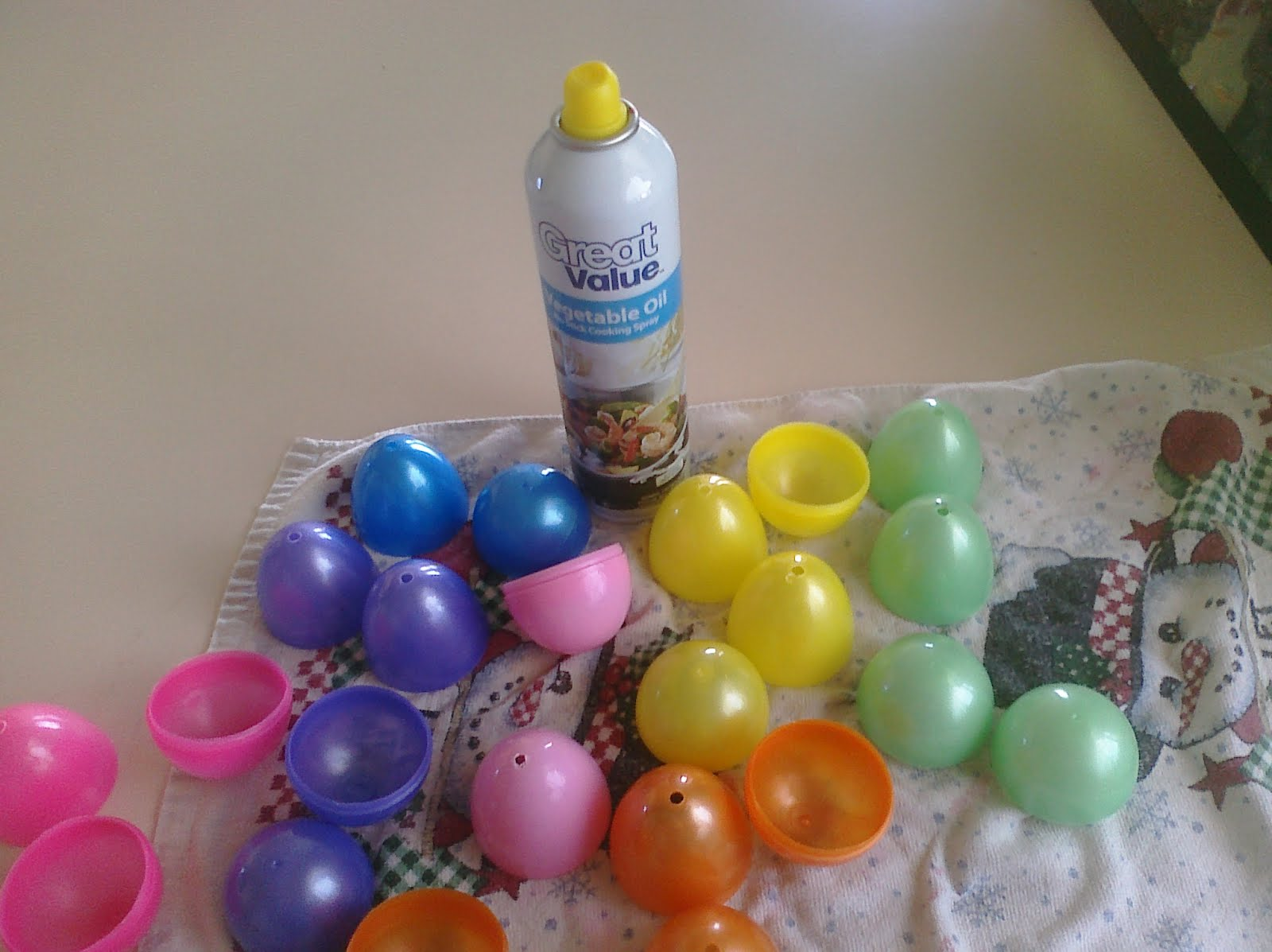 Robbygurls Creations Diy Easter Egg Jello Molds