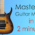 7 Basic Modes - Electric Guitar Lesson To Your First Solo