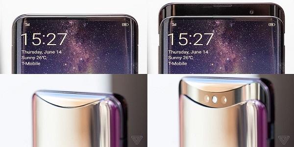 Smartphone Oppo Find X
