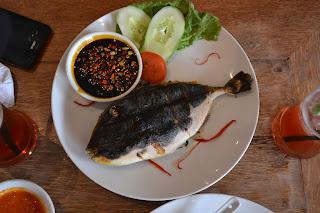 Canopy Resto, Satu-Satunya Resto Di Pontianak Yang Menyajikan Menu Ikan Jebong Bakar