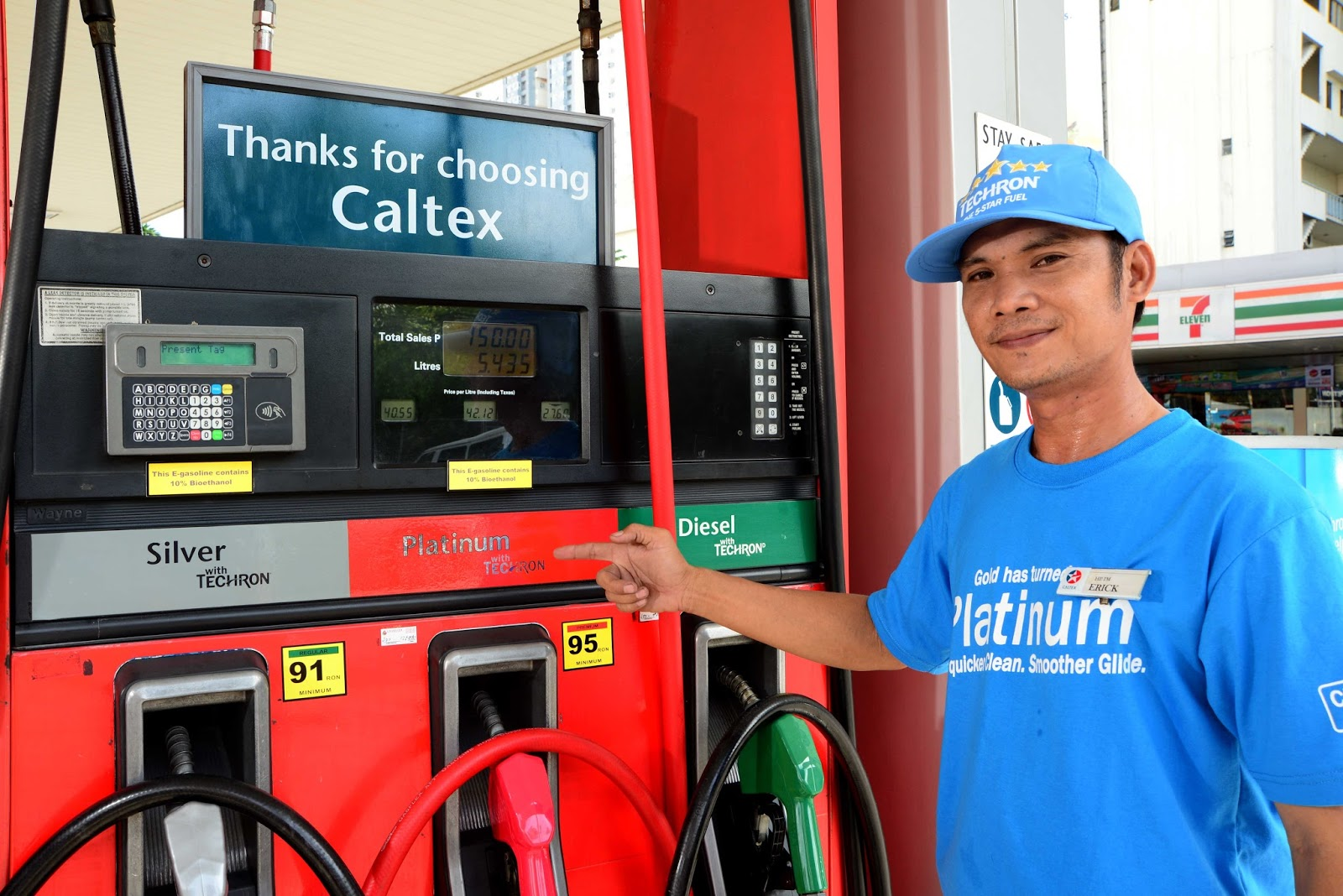 Landers Superstore partners with Caltex