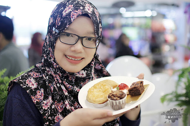 Kek Dan Pastri Yang Sedap Di Gula Petite IOI City Mall