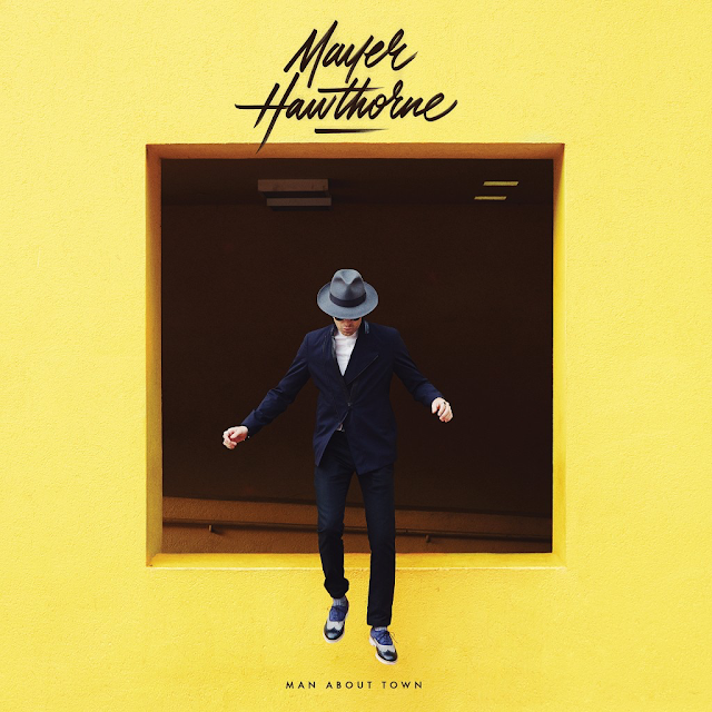 Mayer Hawthorne - Love Like That | Song of the Day im Atomlabor Blog