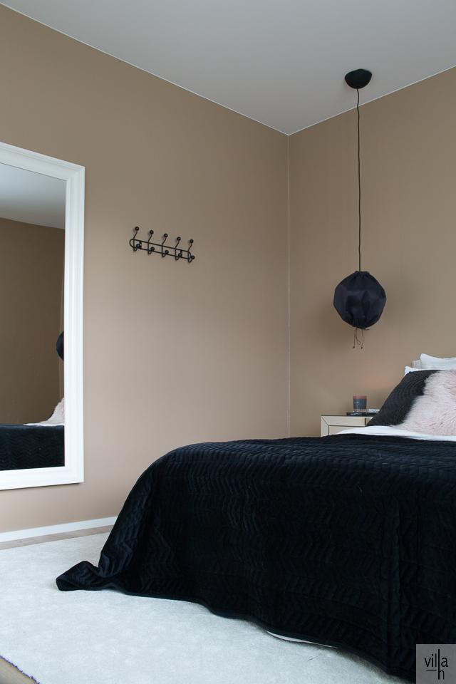 vm carpet, hattara-matto, makuuhuone, interior, sisustus, villa h blogi