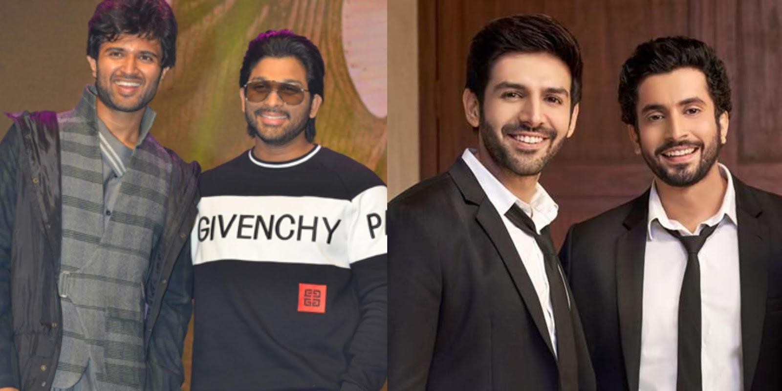 Allu Arjun & Vijay Deverakonda Combo In Bollywood Remake Sonu Ke Titu Ki Sweety?