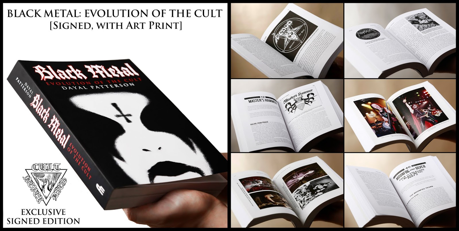 Cult Never Dies Productions