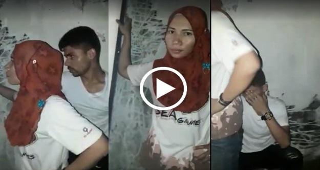 Video Penuh – Isteri Orang Kantoi Dengan Lelaki Bangla, Wanita Ini Marah Kerana Menangkapnya
