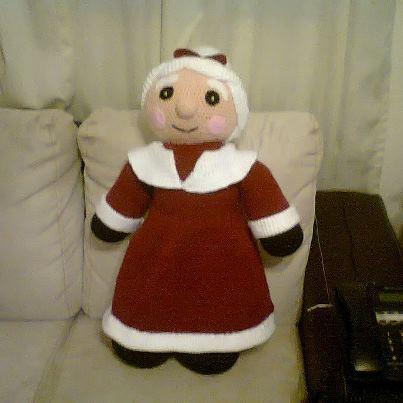 cosicasraquel: Santa Claus Amigurumi   403x403