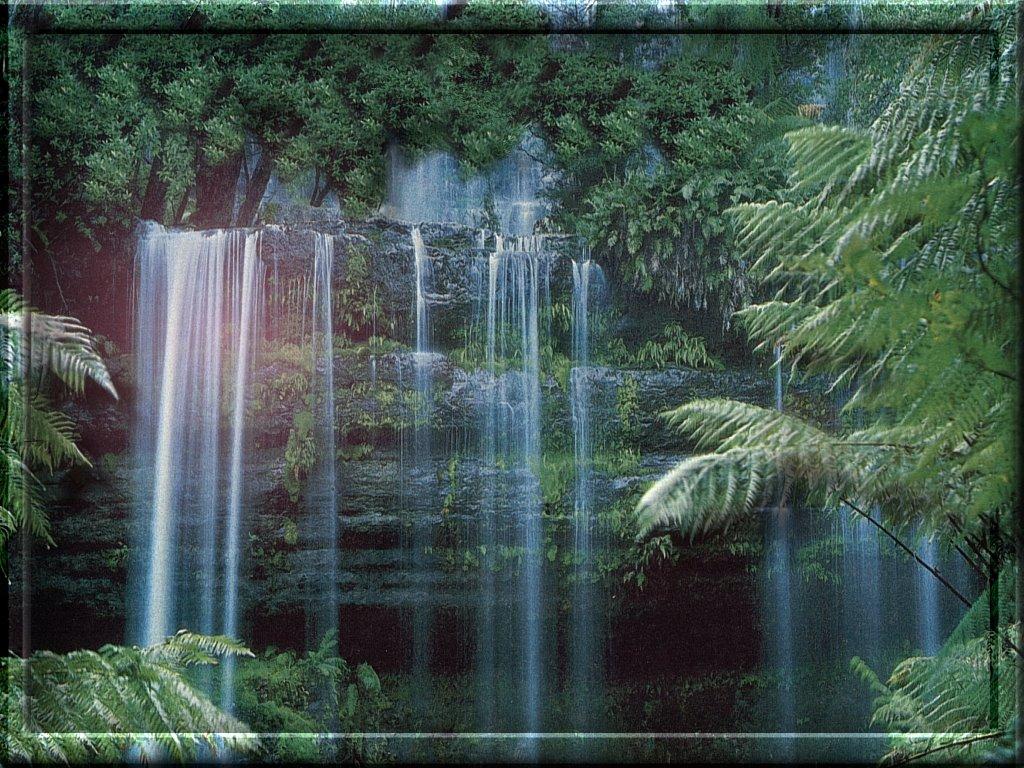 Fall Forest Wallpaper Top Ten Waterfalls Famous Waterfll Wallpapers Waterfalls