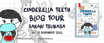 Read + Review: Winner Announcement [Blog Tour] Giveaway Cinderella Teeth