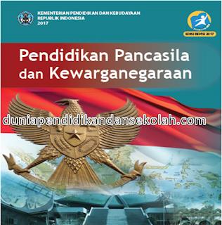 Silabus, RPP, Prota, Prosem KI-KD PPKn Kelas 7/ VII SMP/ MTs Kurikulum 2013
