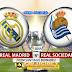 Prediksi Real Madrid vs Real Sociedad 30 Januari 2017
