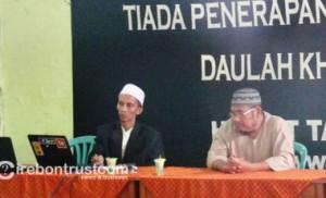 Tokoh Wilayah III Cirebon Dukung HTI Kampanyekan Islam Rahmatan Lil'Alamin