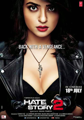 Hate Story 2 (2014) Movie Poster No. 4