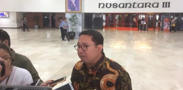 Fadli Zon Sayangkan Kampanye Terselubung Luhut dan Sri Mulyani