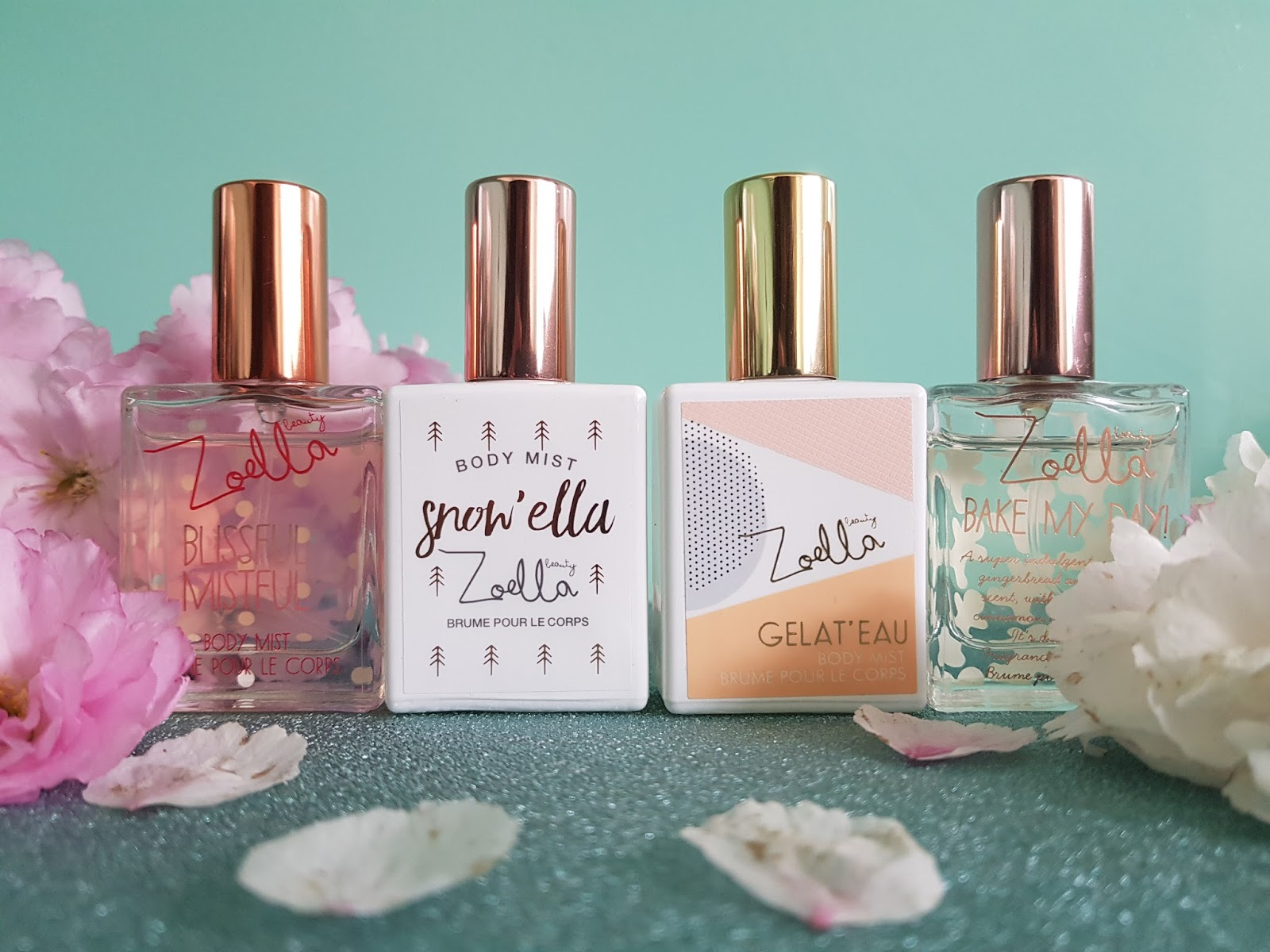 zoella body sprays