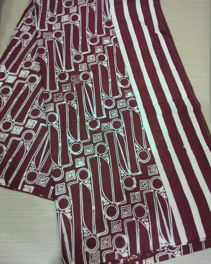 Kain Batik Jogja Cap 12 Gambar  BATIK JAWA MODERN