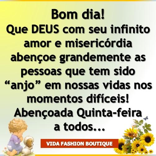 Tag Frases De Bom Dia Quinta Feira Abençoada