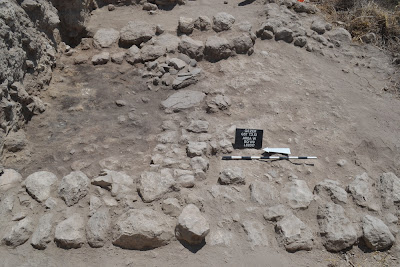 Late Bronze Age town unearthed at Tel Gezer