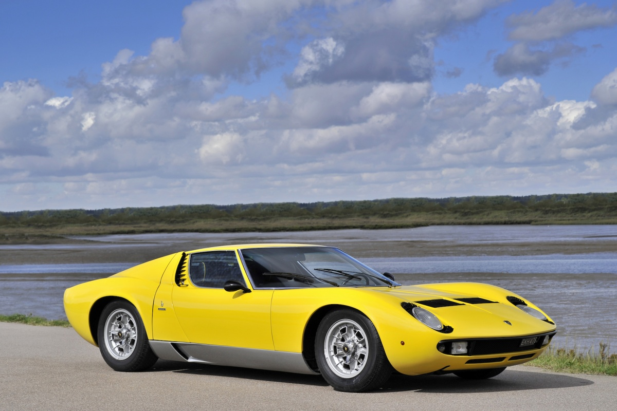 1970 Lamborghini Miura P400 S For Sale In Uk