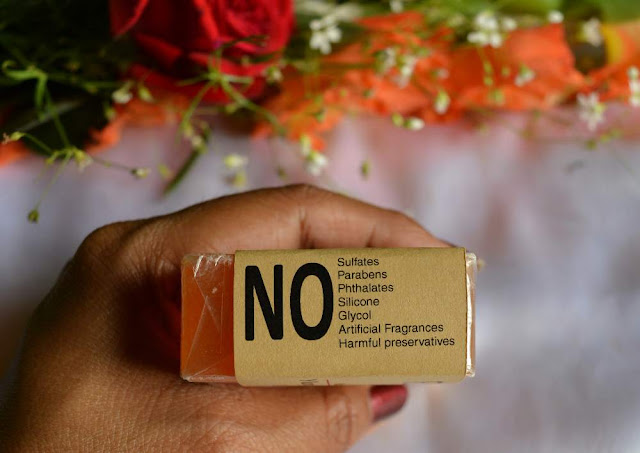 Ecotique Ylang Ylang and Patchouli Indulgence Soap Review