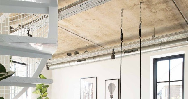 Industrial home industrial loft industrial style for Decoracion industrial online