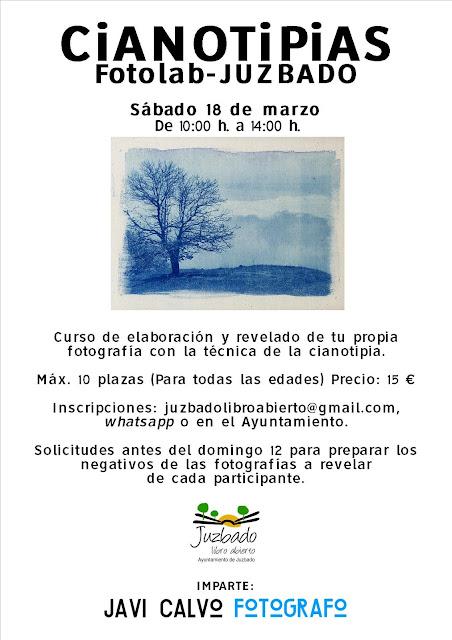 Juzbado, Javier Calvo, Salamanca