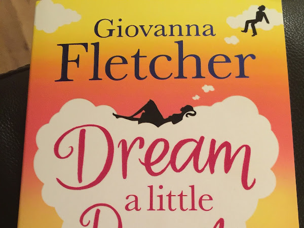Signed Copy Of Dream A Little Dream By Giovanna Fletcher Giveaway