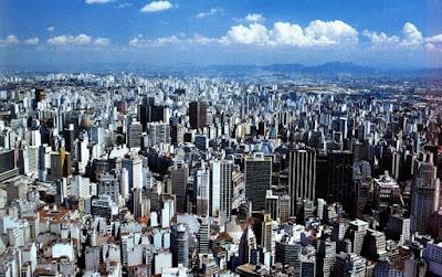 Sao Paulo, Brasil (21.000.000)