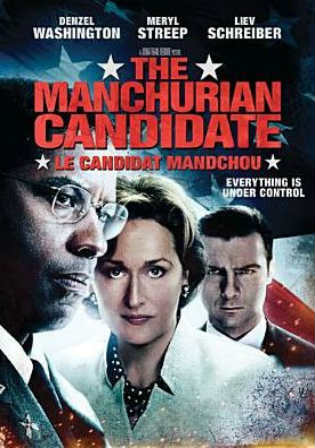 The Manchurian Candidate 2004 BluRay 700MB Hindi Dual Audio 720p Watch Online Full Movie Download bolly4u