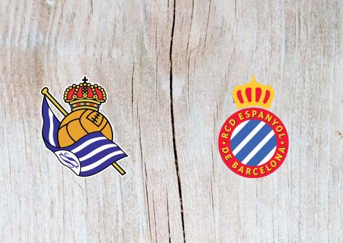 Real Sociedad vs Espanyol - Highlights 14 January 2019
