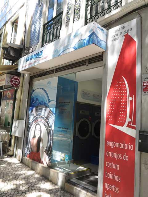 Lavandaria in Portugal