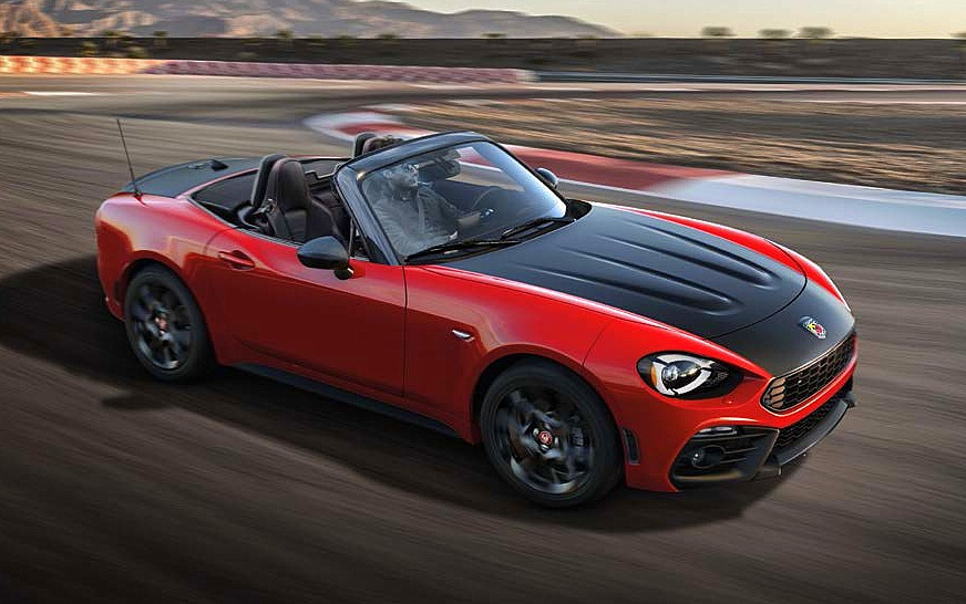 2018 fiat 124 spider model changes | fiat 500 usa
