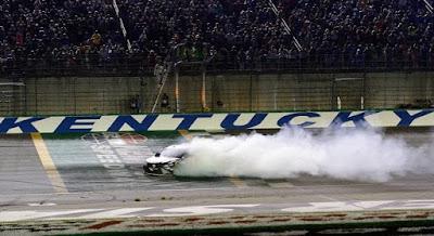 #NASCAR Triple-Header At Kentucky Speedway