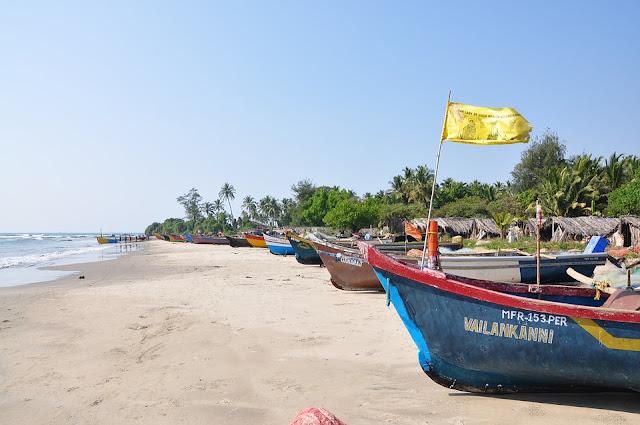 Goa vacationer place