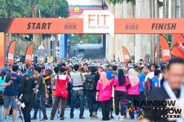 Participate in Fit Malaysia - FM Run Melaka 2016