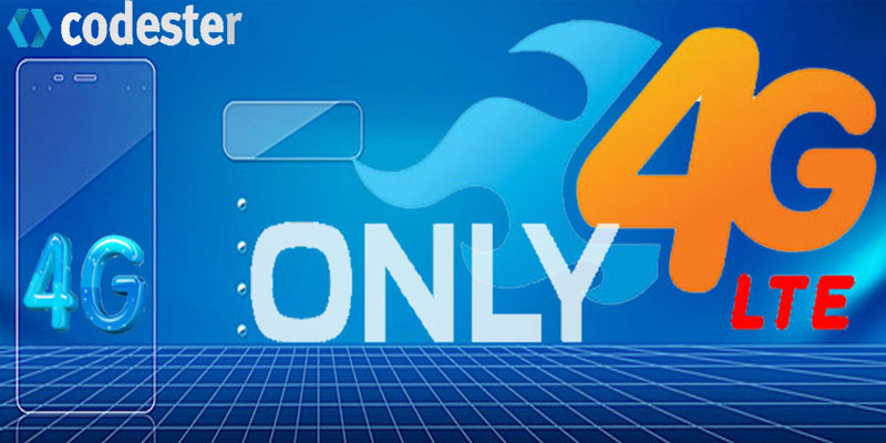 Forcely 4G Only - Force Your Mobile For Only 4G/LTE