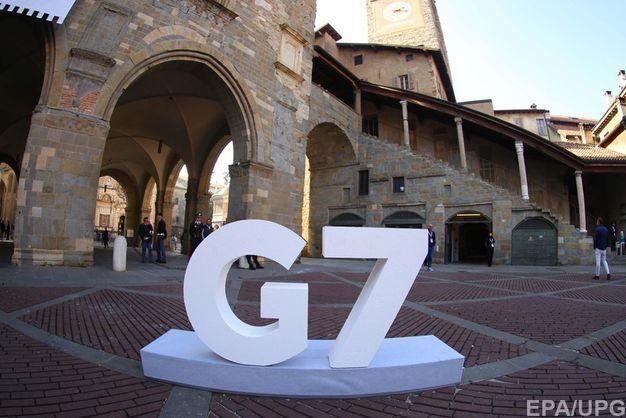 """""""Це взагалі не питання"""". Німеччина виключила повернення Росії до G7"""