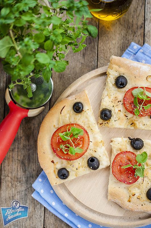 Pizza hiszpańska