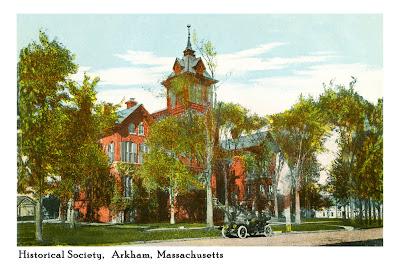 Arkham+Historical+Society+Postcard