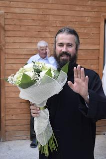 """Aniversarea Parintelui Teofan, Manastirea """"Petru Rares Voda"""" Ciceu Corabia, Bistrita-Nasaud"""