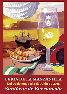 Sanlúcar de Barrameda - Feria 2018 - José Antonio Casado Ahumada